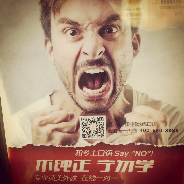 So found out that Facebook and YouTube don't work in China – lucky Instagram and Twitter still do