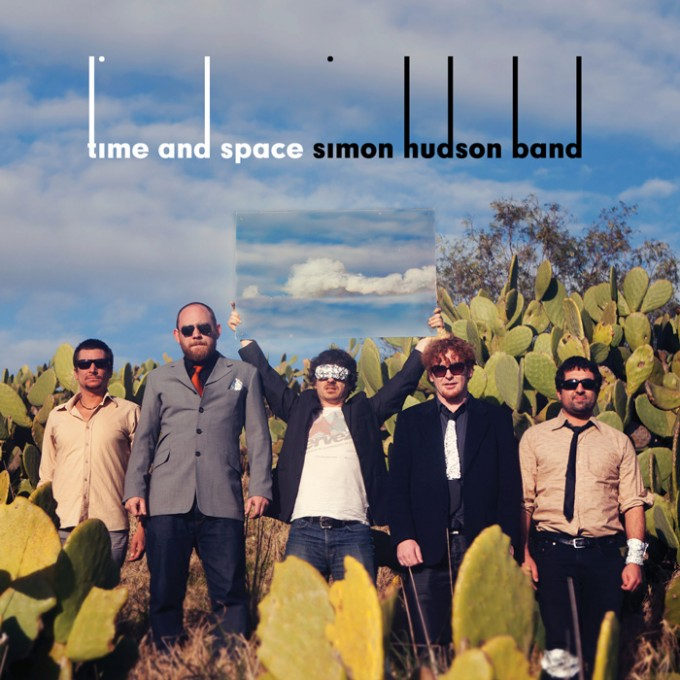 EP 'Time and Space' artwork