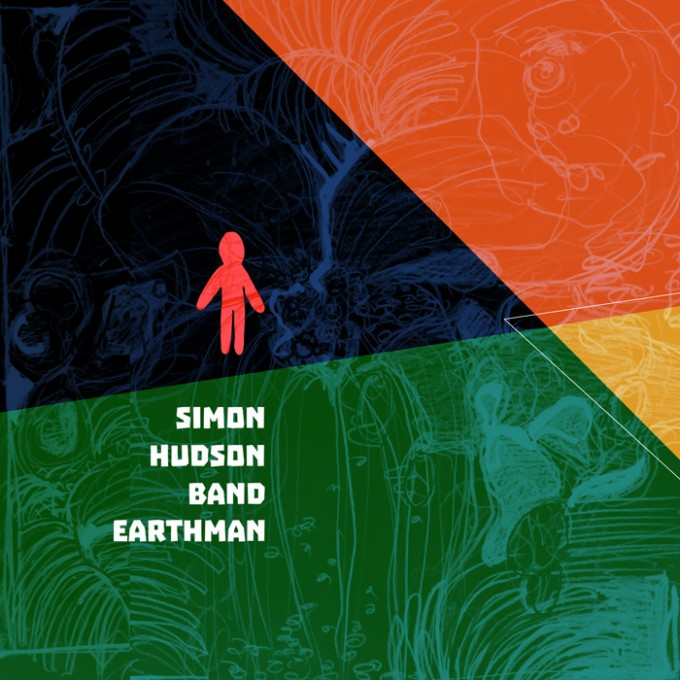 Album 'Earthman' artwork