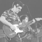 Simon Hudson and band
